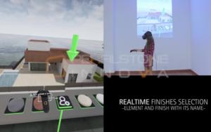 Realidad Virtual Inmersiva Interactiva para Visualización Arquitectónica Perfilstone Innova VR